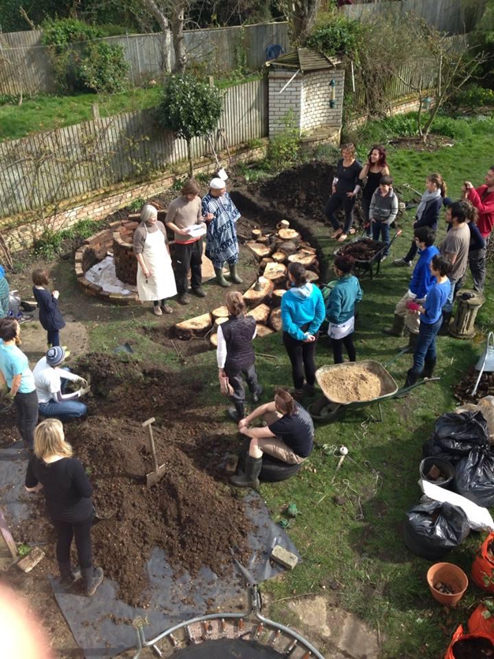 Social Landscapes Permaculture Volunteering