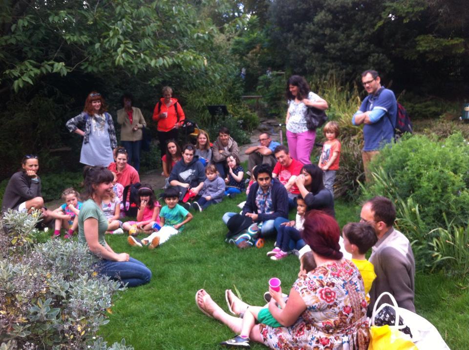 Streatham Storytelling South London