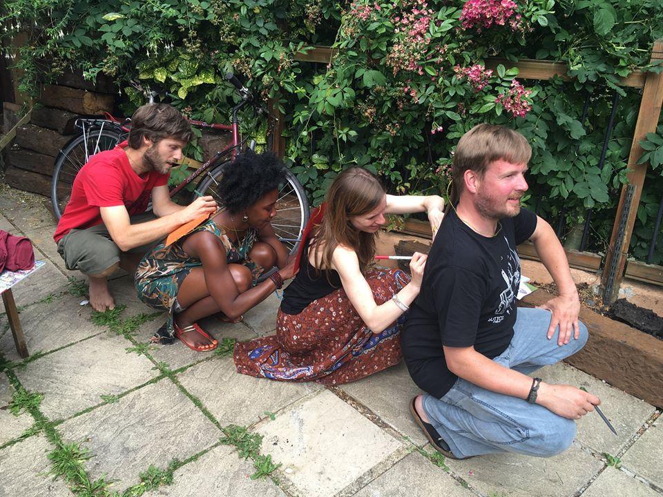 Rob Permaculture course Social Landscapes