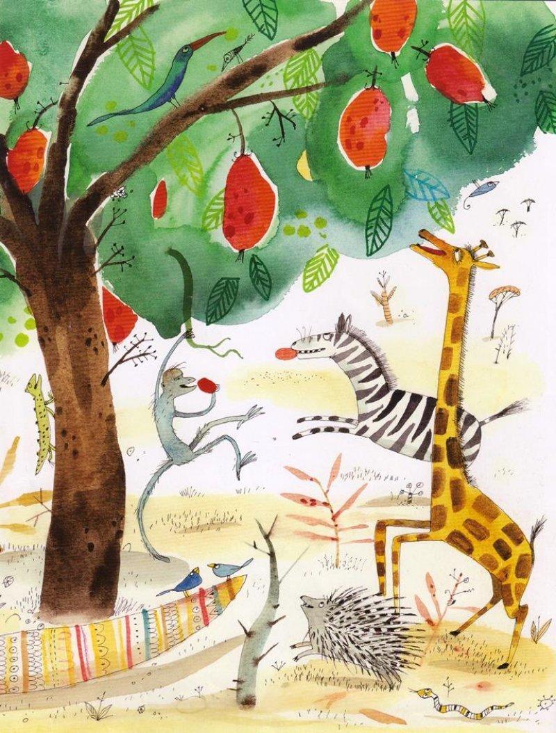Ime čarobnega drevesa - Dianne Hofmeyr