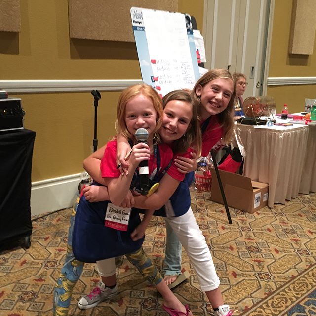 Our girls rocking the FLAEYC conference in Orlando!!