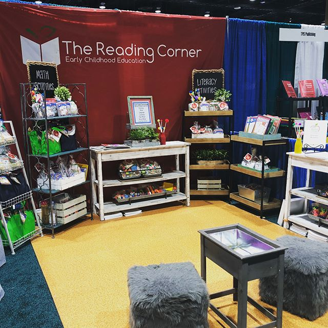 Come check out our booth here at this year's FPEA homeschool convention! Lots of great new things! - subscription based curriculum - kindergarten curriculum - summer sales  Come visit! #fpea2018.  @readingcorneronline