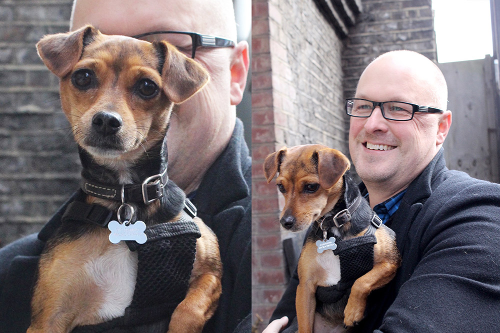 Here are some of the happy punters we met at Maltby Street Market
