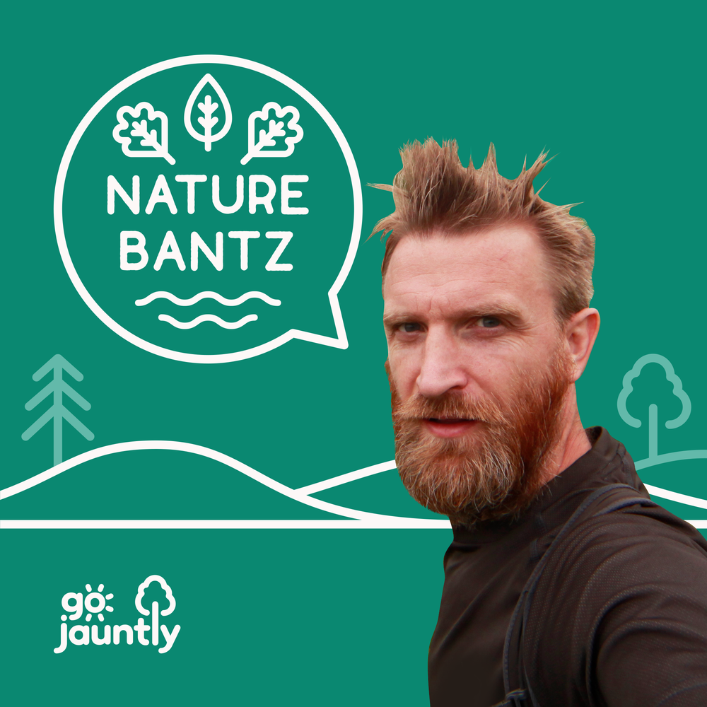 Walking App Nature Bantz Episode 2 With Dan Raven Ellison Go Jauntly