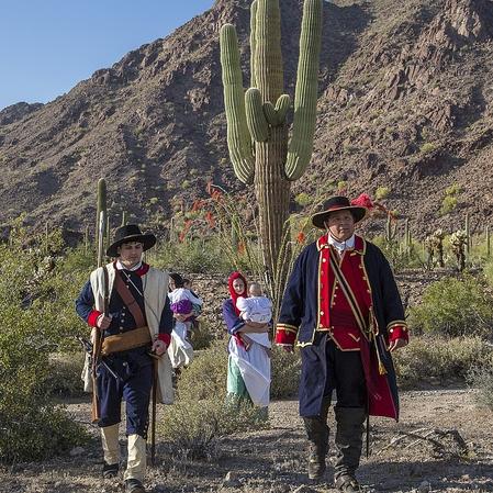 Sonoran Desert National Monument, Arizona Photo Credit: NPS