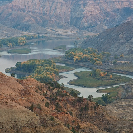 Upper Missouri River Breaks National Monument, Montana  Photo Credit: Bob Wick, BLM