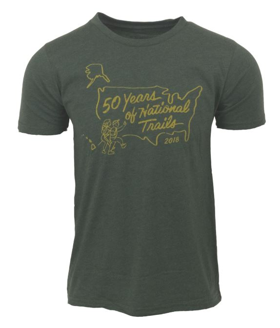 T-shirts  - ON SALE   In two colors, and men's and women's sizes.    From our partners at Seek Dry Goods