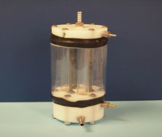 2nd Generation Reactor Chamber Prototype