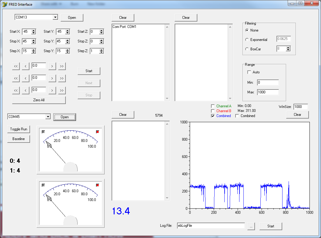 MRR Tag Automated Test System Post-processing Software