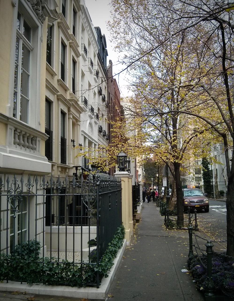 Upper East Side   Linden and Lavender