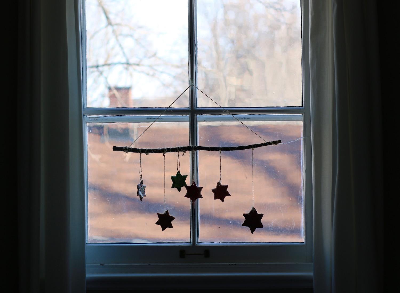 Homemade Christmas Decorations Salt Dough | Linden & Lavender