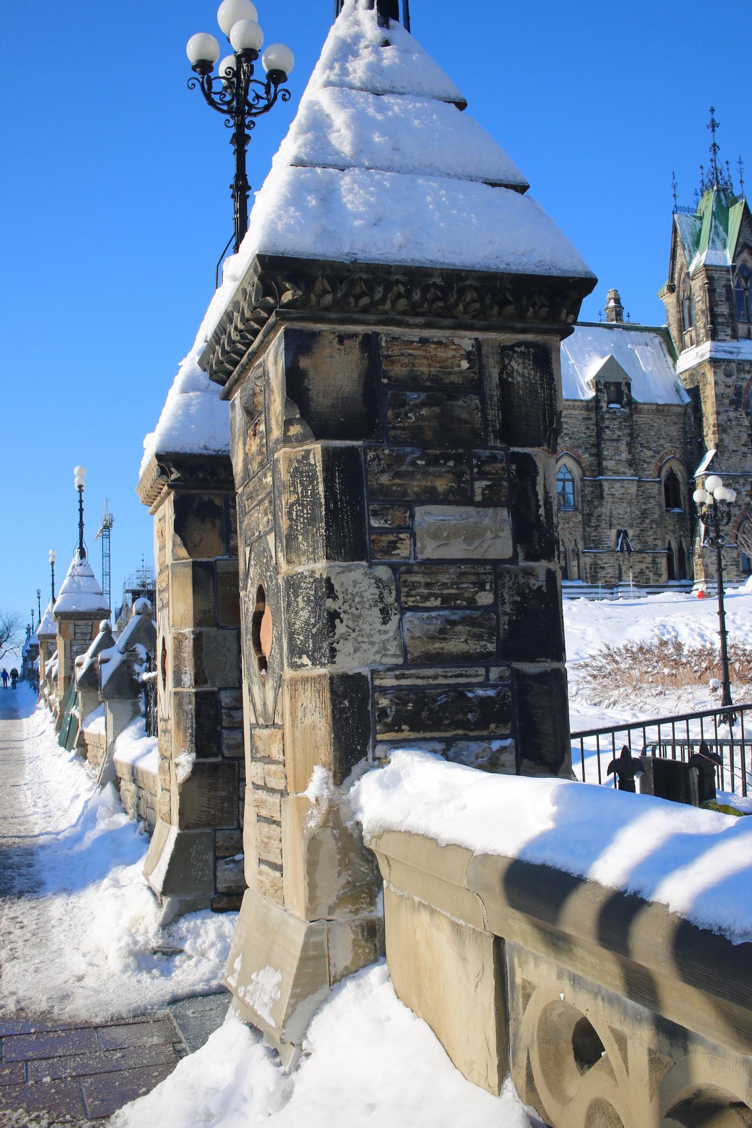 Gates of Parliament | Linden & Lavender