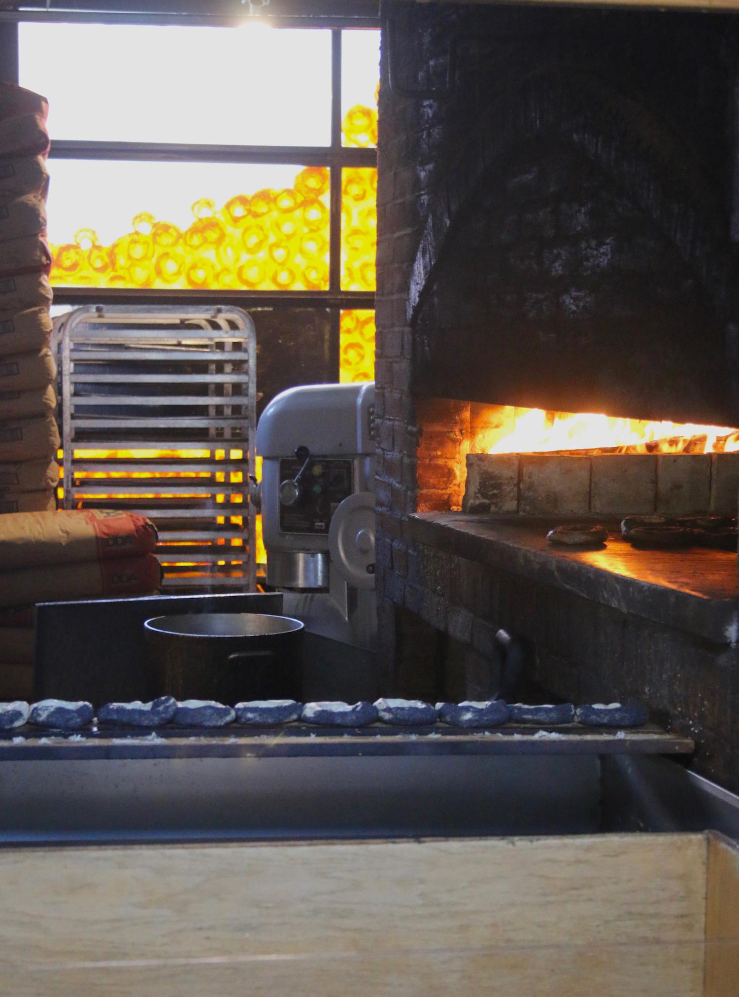 Continental Bagel Wood Burning Oven | Linden & Lavender