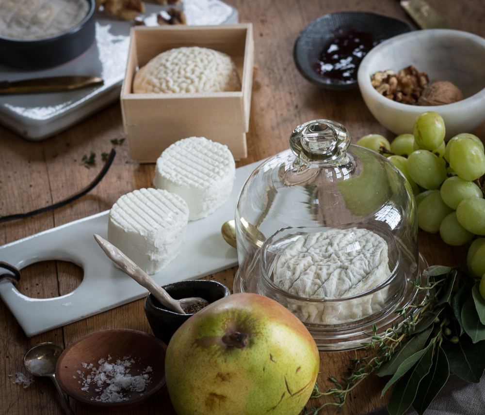 Cheese, fruit and nuts | Linden & Lavender