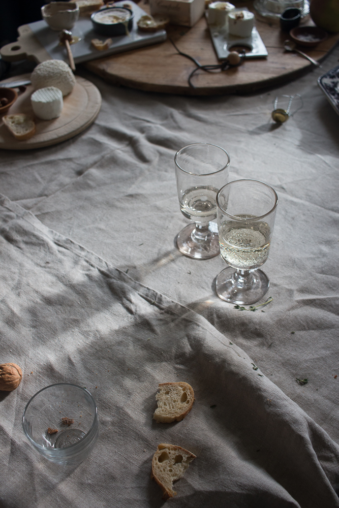 This Story Ends with Wine | Linden & Lavender