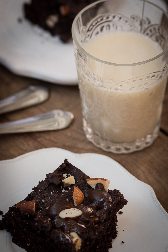 Gluten Free Brownies | Linden & Lavender
