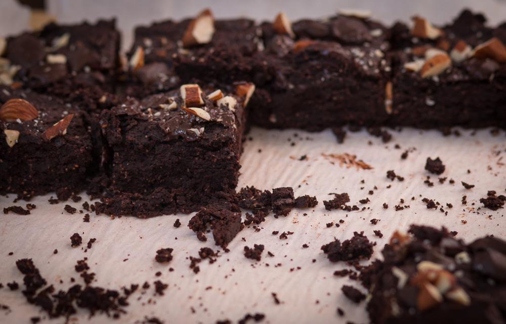 Healthy Brownies | Linden & Lavender