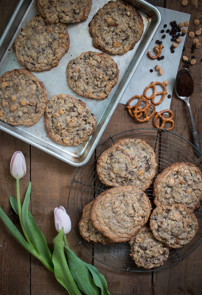 Compost Cookies | Linden & Lavender