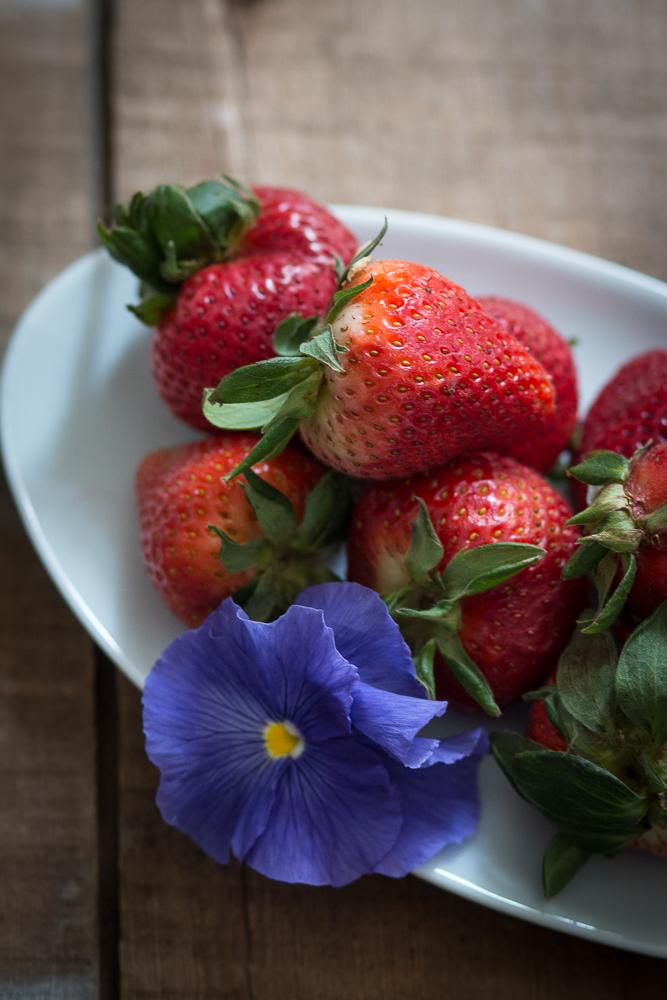 Strawberries | Linden & Lavender