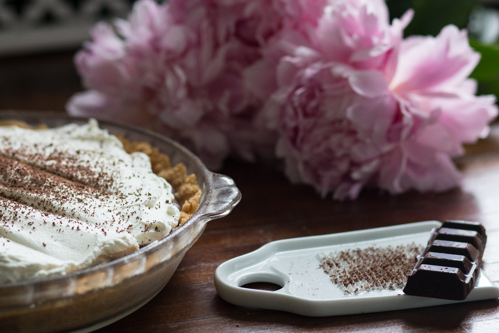 Pie and Peonies   Linden & Lavender