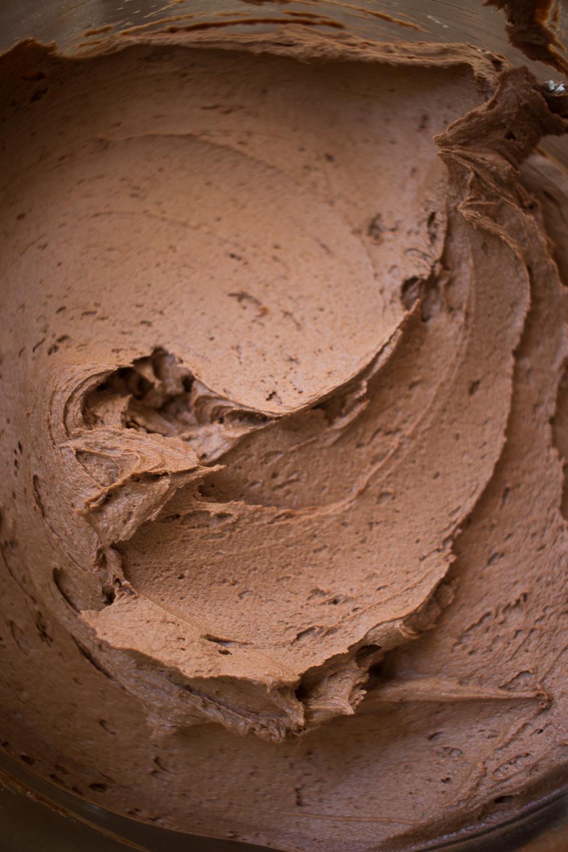 chocolate icing | Linden & Lavender