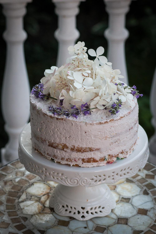 blogoversary cake