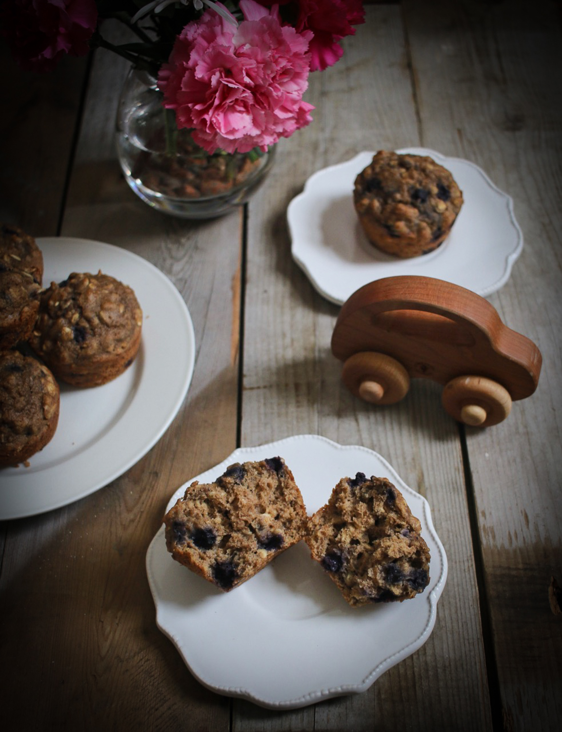 - You may also enjoy Whole Grain Blueberry Muffins.