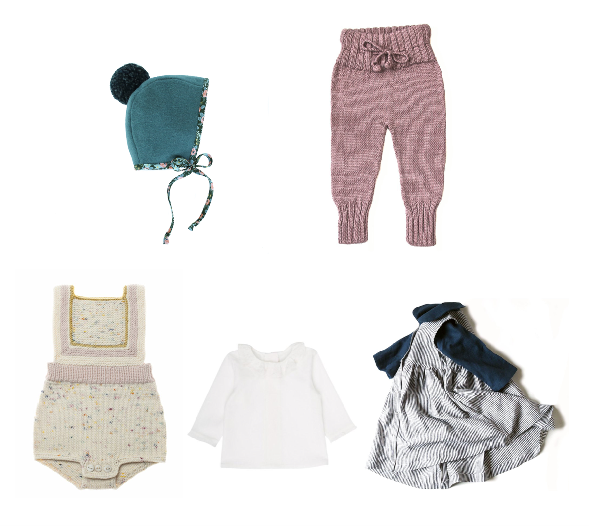 Autumn Clothing Baby Girl | Linden & Lavender