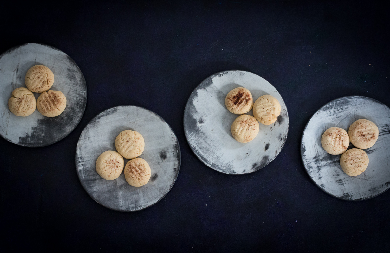 Tahini Cookies   Linden & Lavender