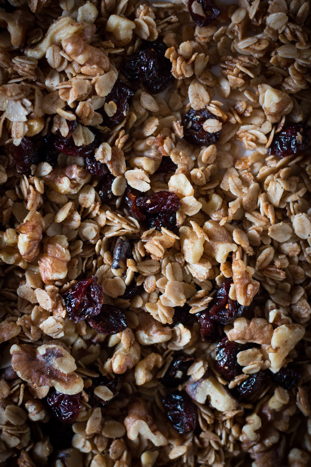 Walnut Granola | Linden and Lavender