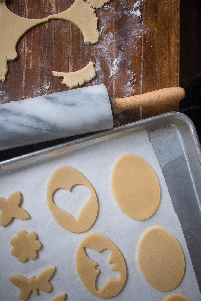 Into the oven | Linden & Lavender