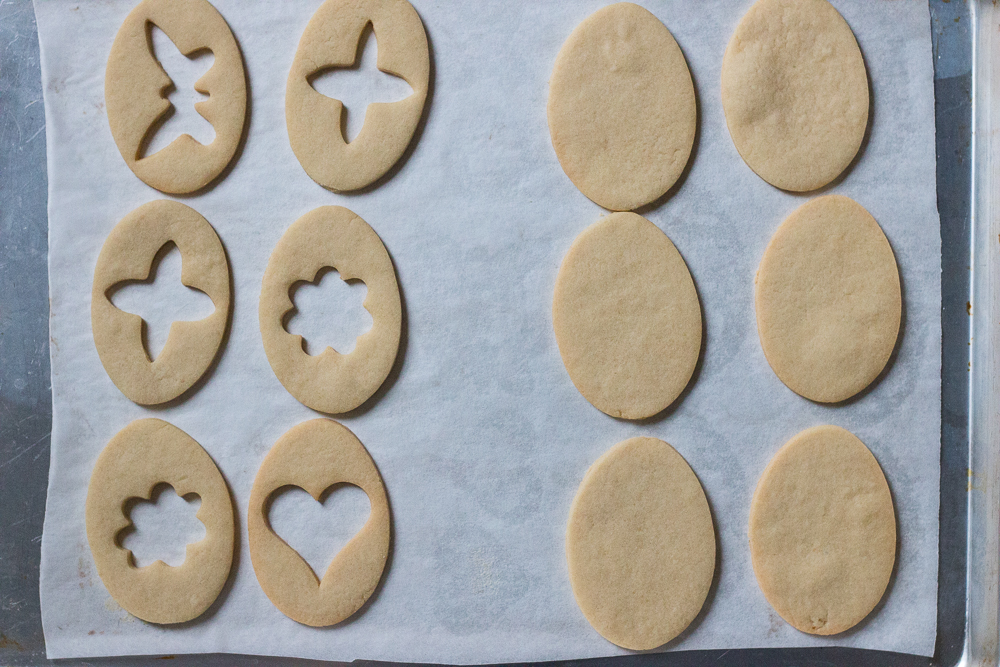 Baked Sugar Cookies | Linden & Lavender