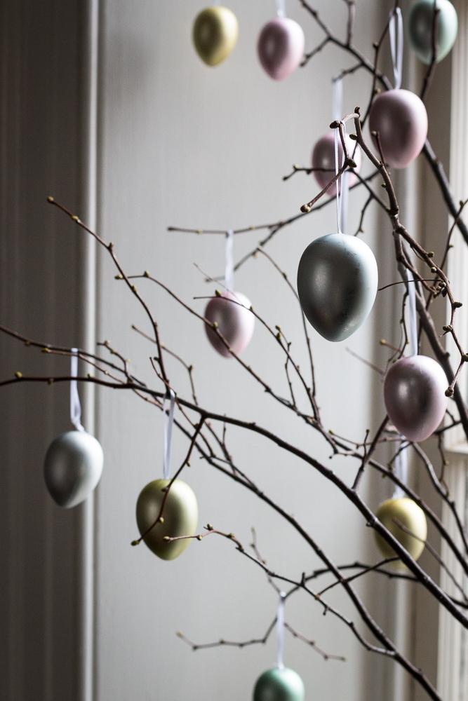 Easter Egg Tree Decoration | Linden & Lavender
