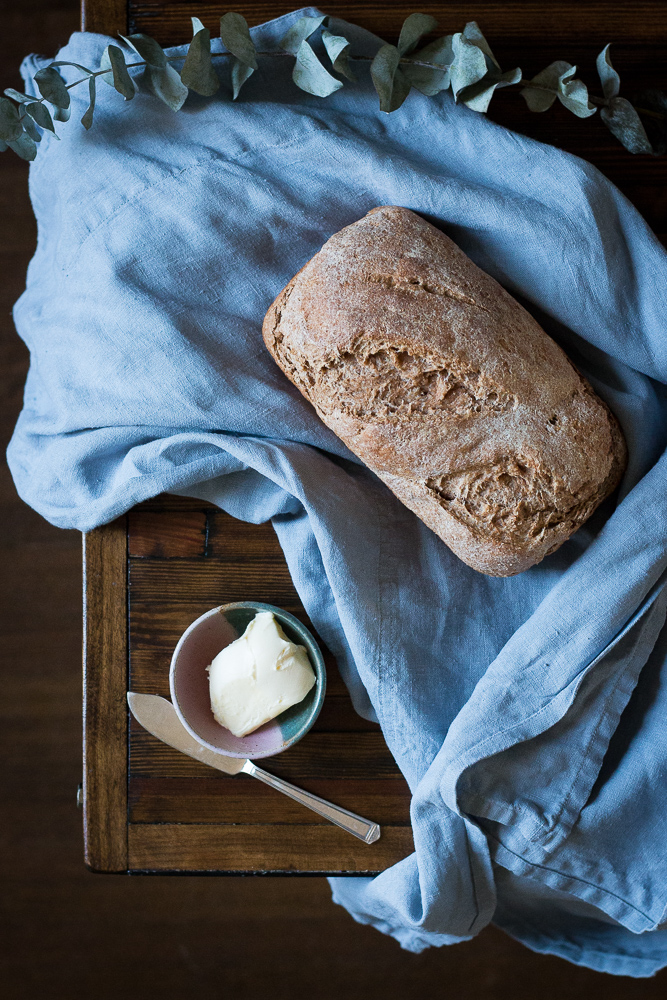 Spelt Bread Recipe | Linden & Lavender