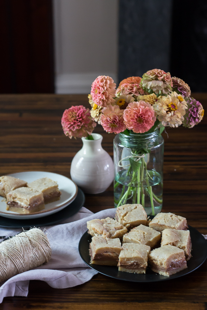 Peanut Butter S'mores Bars | Linden & Lavender