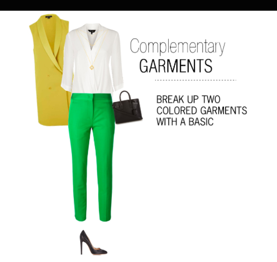 Complementary Color Pairing