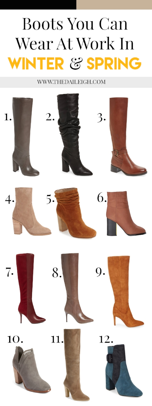 Boots You Can Wear At Work