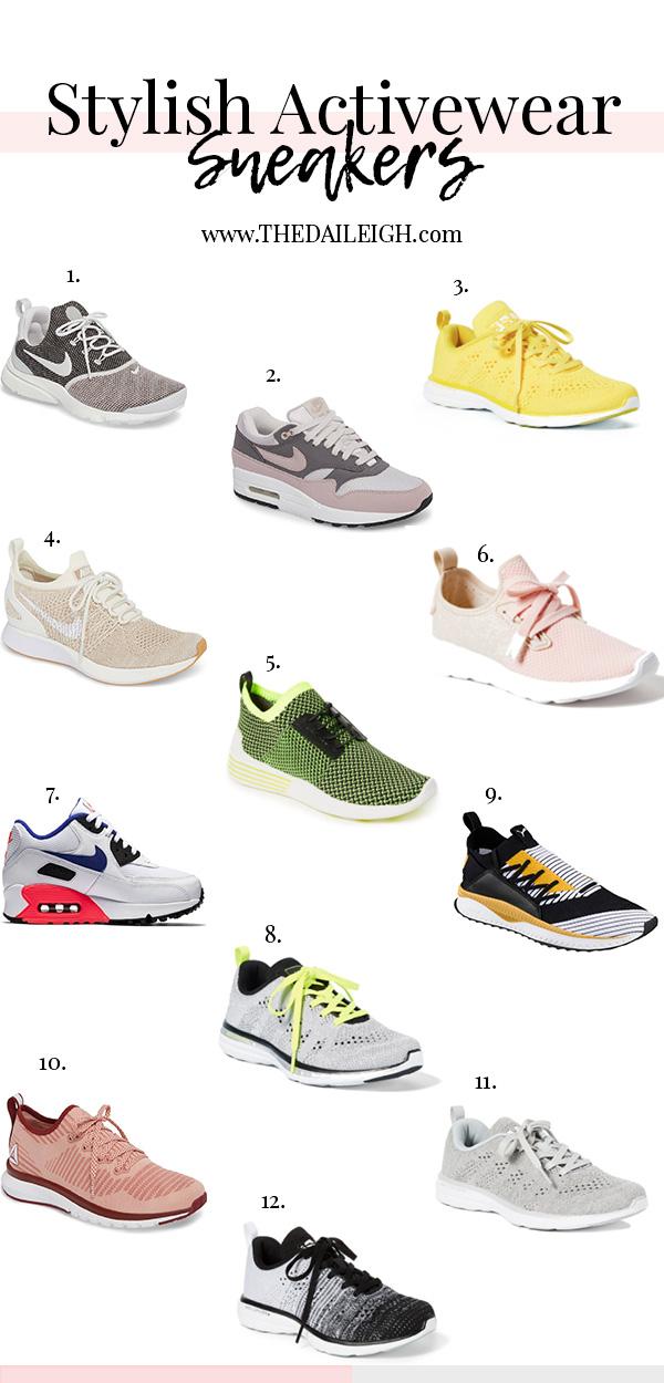 Stylish Activewear Sneakers