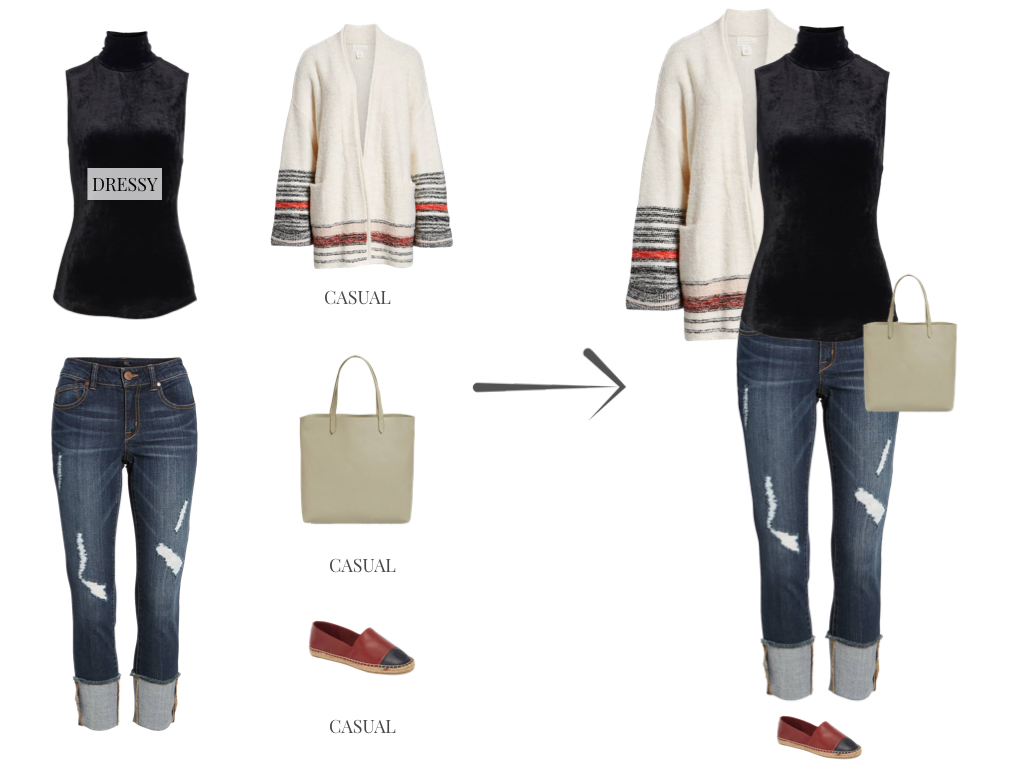 How To Wear Distressed Jeans