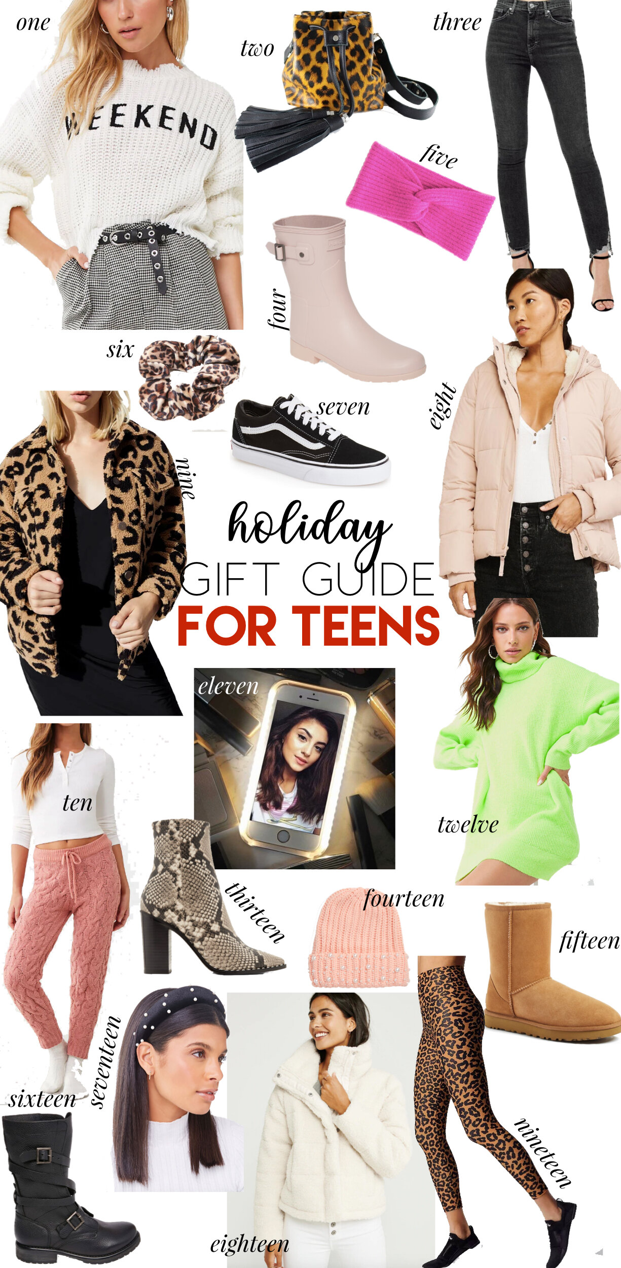 Christmas Shopping For Teenagers The Daileigh