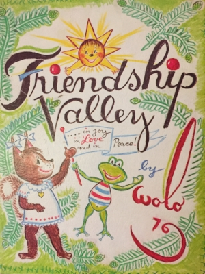 Friendship Valley by Wolo