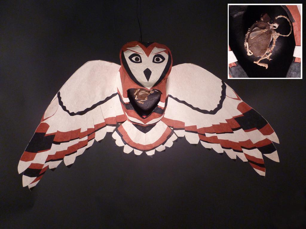 Owl Light, 2014