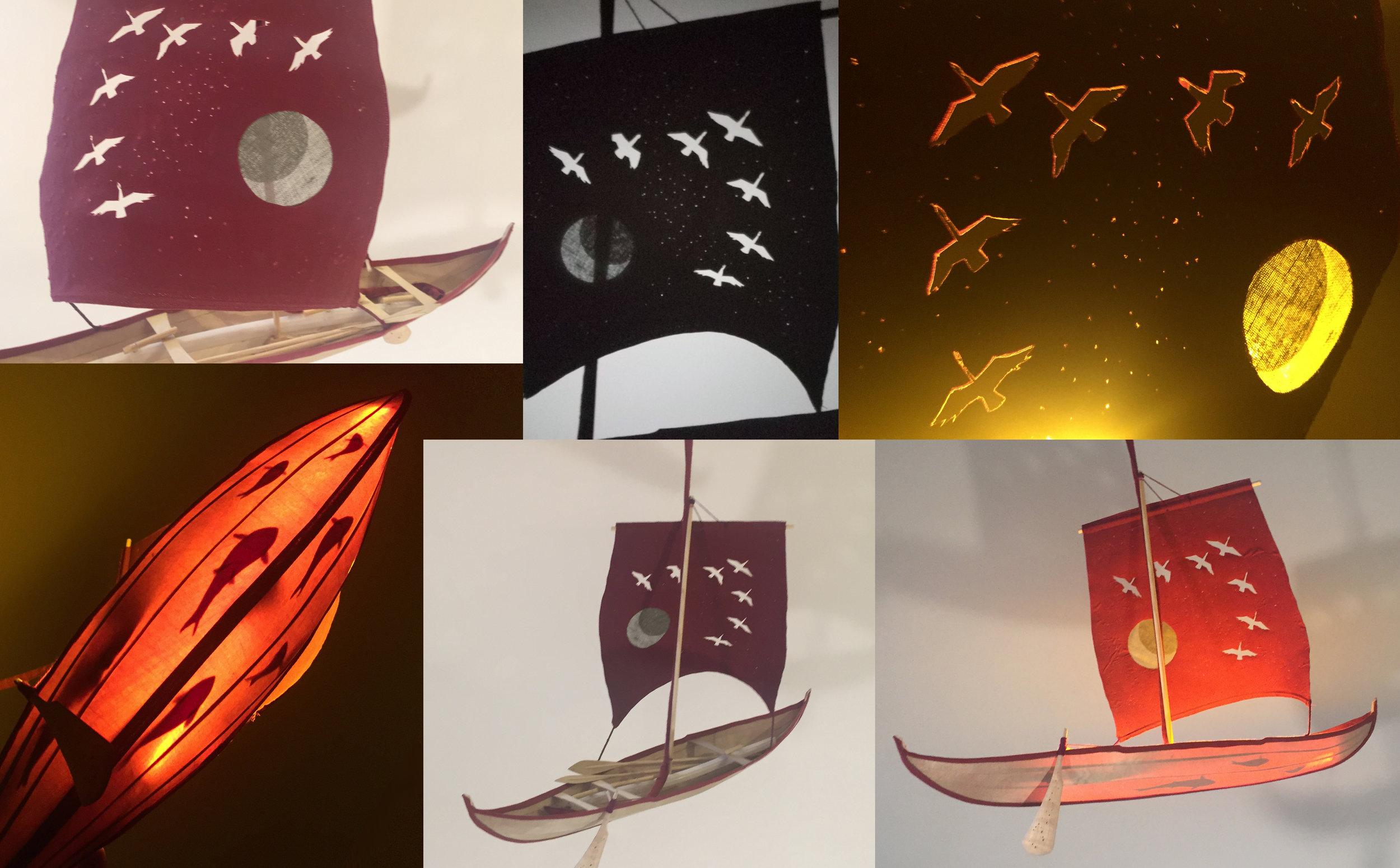 Faering - Goose, Fish, Star Moon
