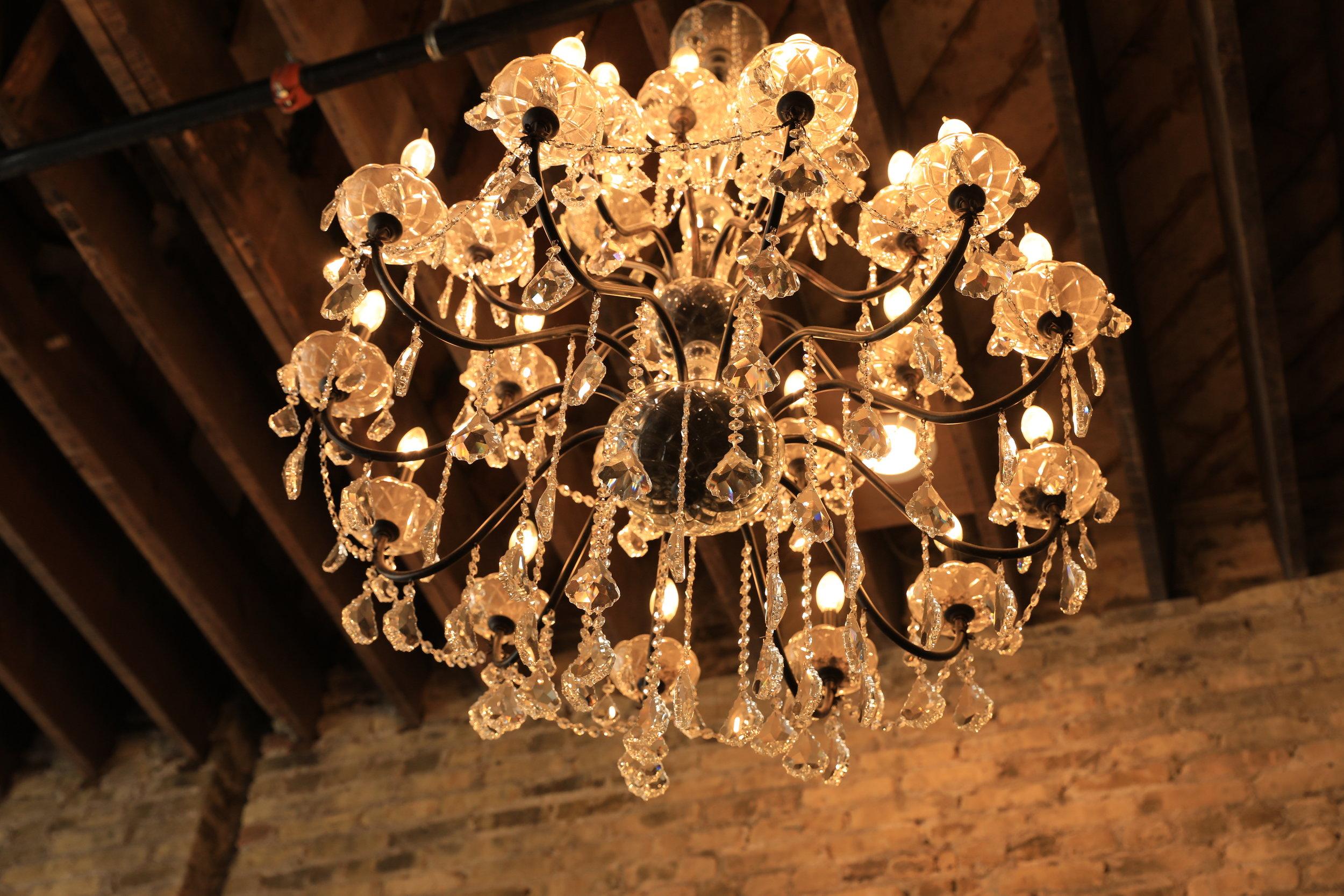 Bridal Suite Chandelier.JPG