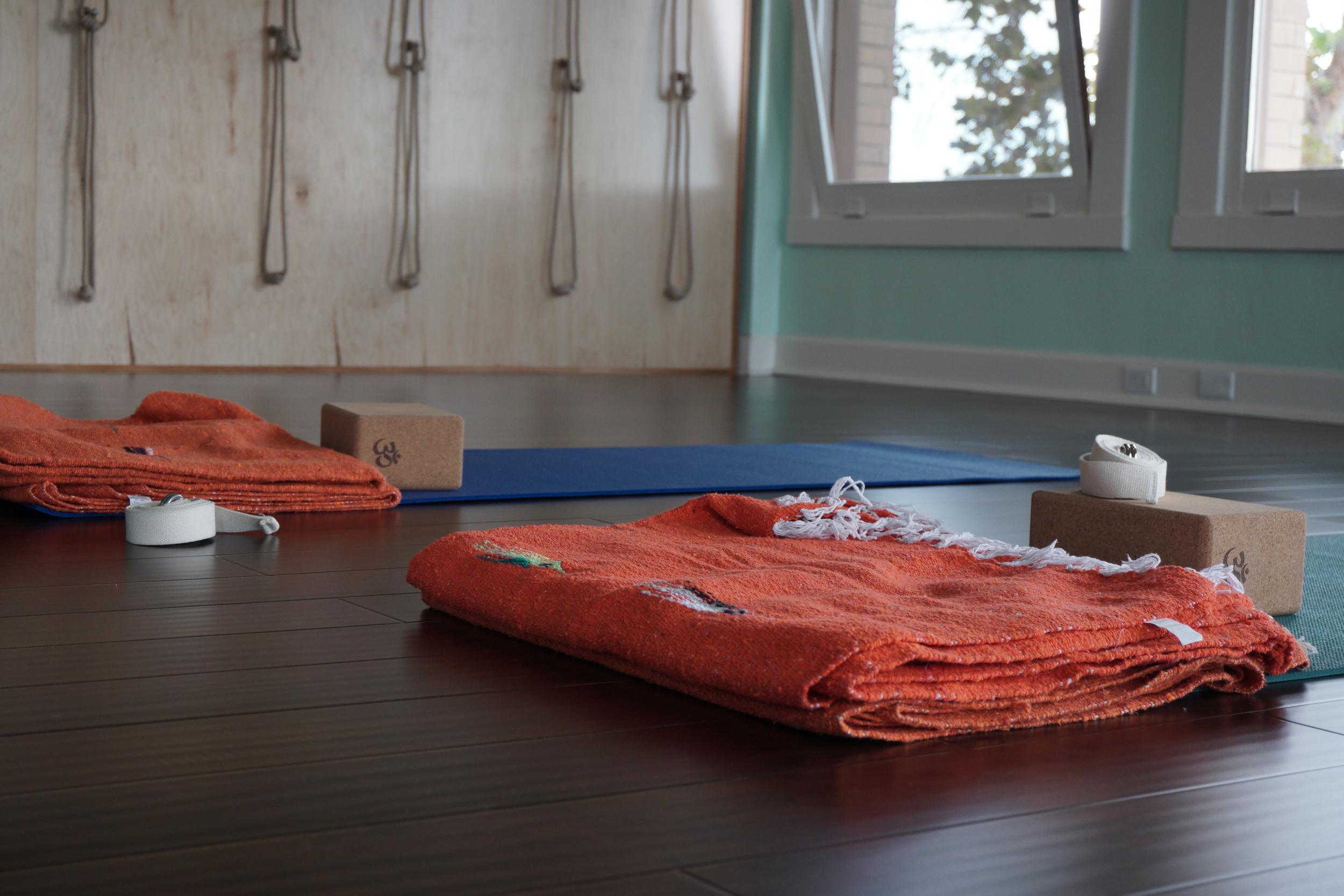 claremont-yoga-setup.JPG