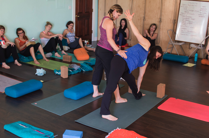 Teacher Training Claremont Yoga
