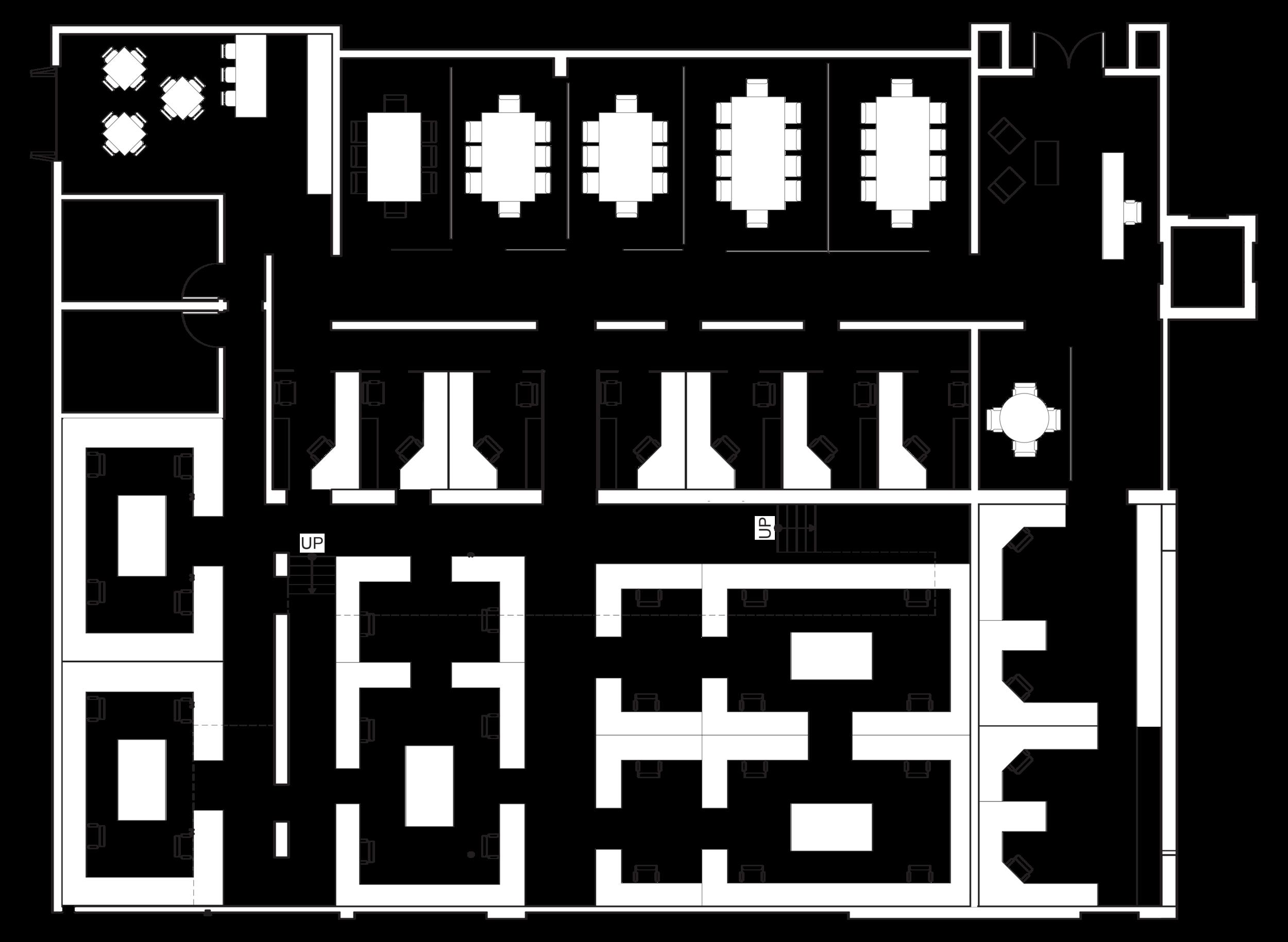 Level 1 - Ground Floor