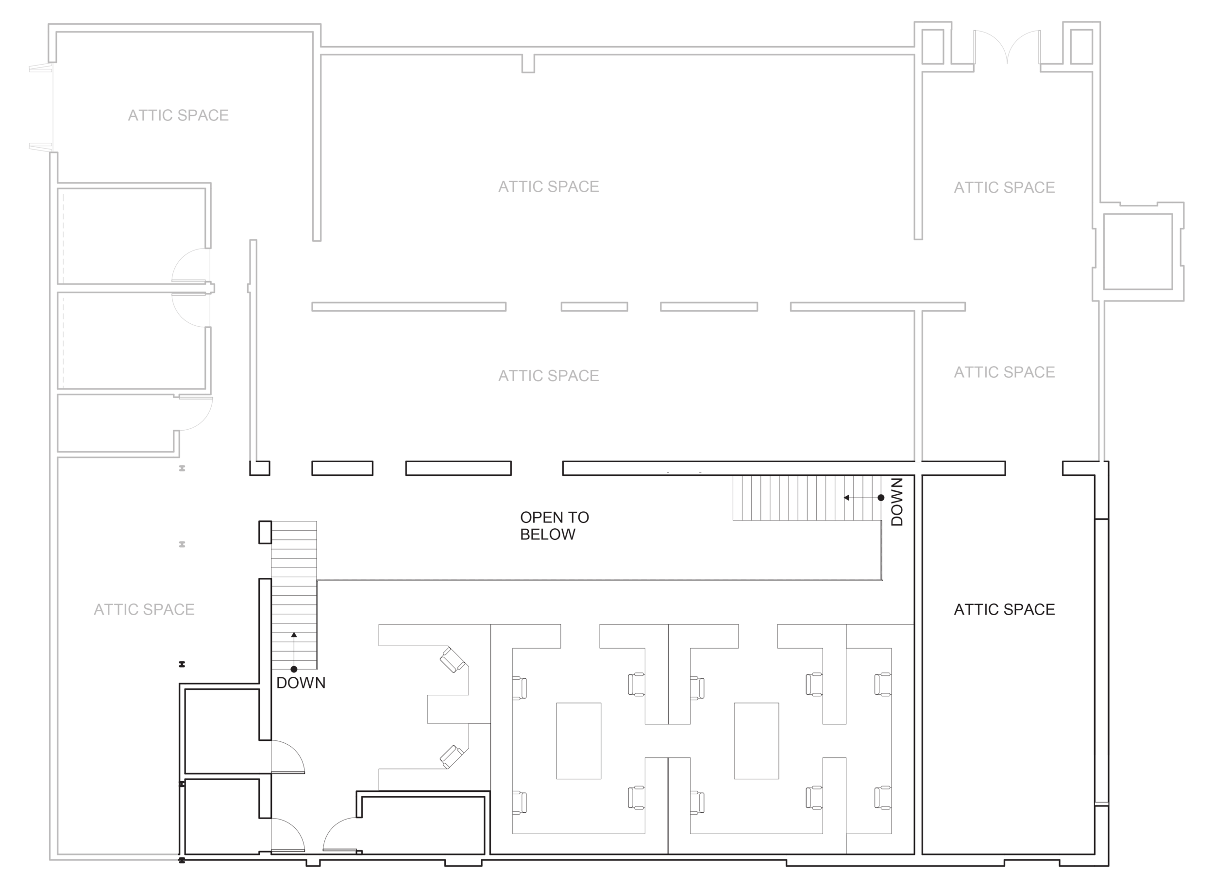 Level 2 - Mezzanine