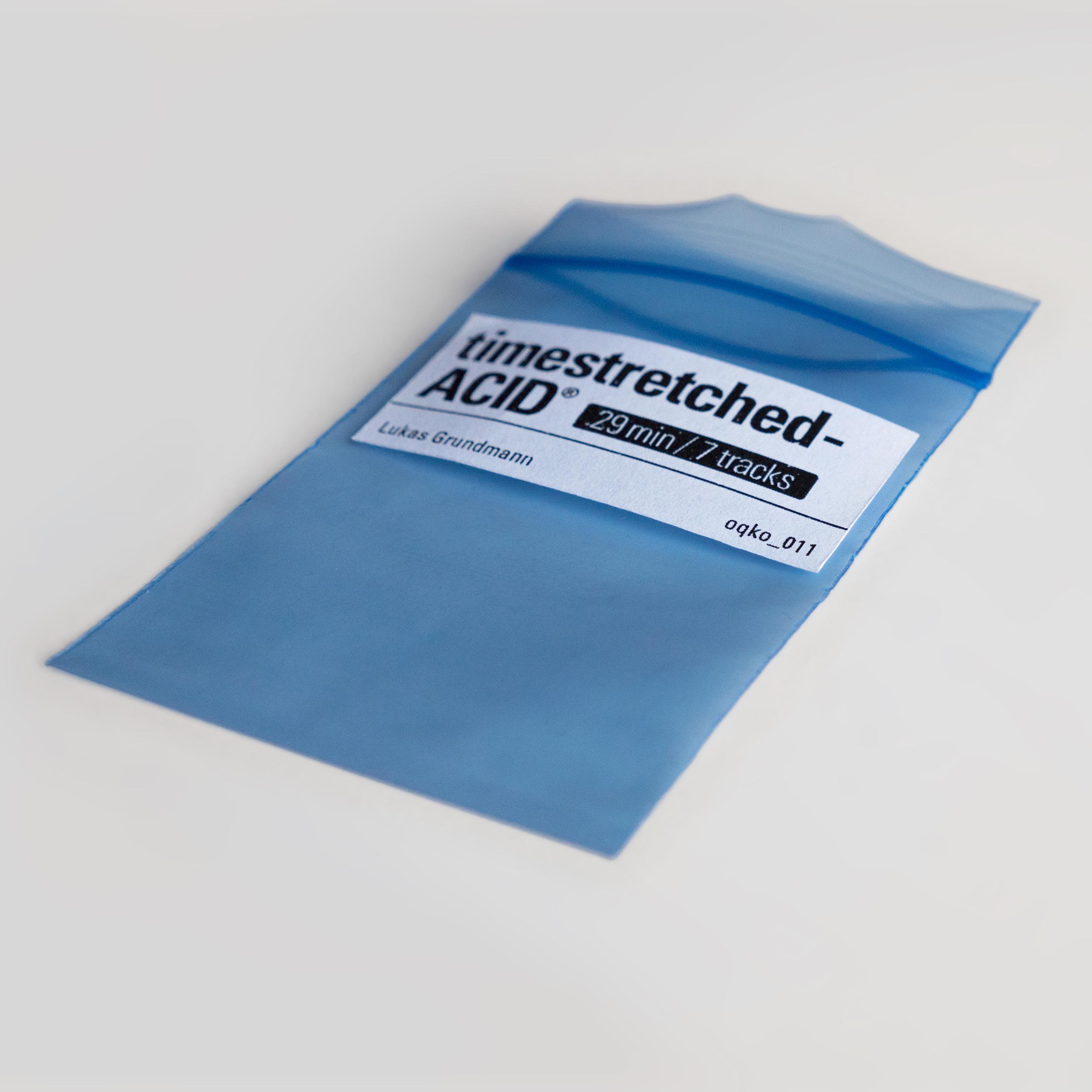 Lukas Grundmann - timestretched-ACID   oqko_011