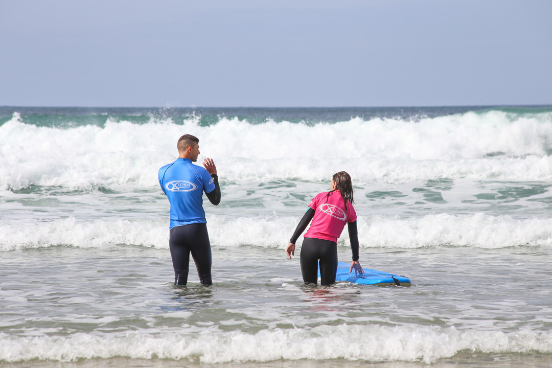 WGB Two Day Surf Course